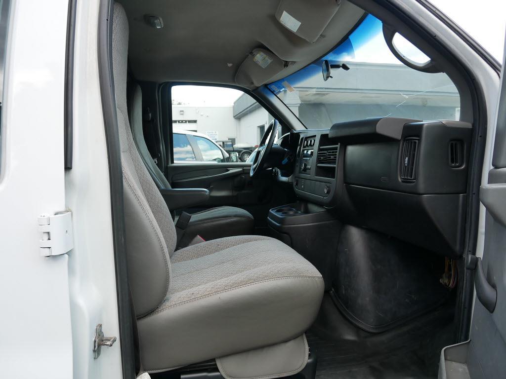 2010 Chevrolet Express 3500 4x2, Upfitted Cargo Van #10958B - photo 32