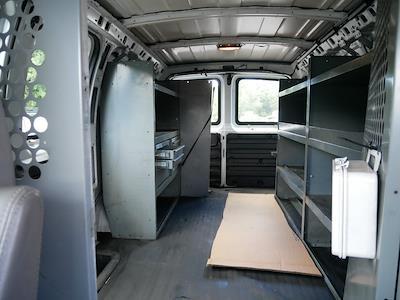 2010 Chevrolet Express 3500 4x2, Upfitted Cargo Van #10958B - photo 11