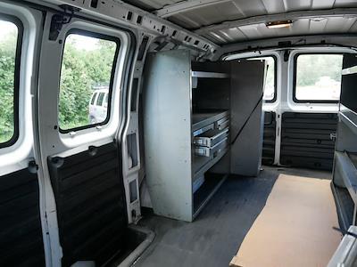 2010 Chevrolet Express 3500 4x2, Upfitted Cargo Van #10958B - photo 10