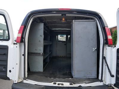 2010 Chevrolet Express 3500 4x2, Upfitted Cargo Van #10958B - photo 2
