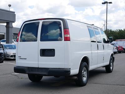 2010 Chevrolet Express 3500 4x2, Upfitted Cargo Van #10958B - photo 3