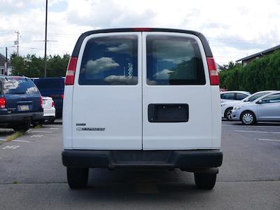 2010 Chevrolet Express 3500 4x2, Upfitted Cargo Van #10958B - photo 5