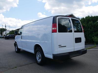 2010 Chevrolet Express 3500 4x2, Upfitted Cargo Van #10958B - photo 6