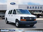 2010 Chevrolet Express 3500 4x2, Upfitted Cargo Van #10958B - photo 1