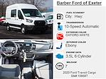 2020 Ford Transit 350 High Roof 4x2, Empty Cargo Van #10958T - photo 4