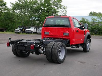 2021 Ford F-600 Regular Cab DRW 4x4, Cab Chassis #10966T - photo 2
