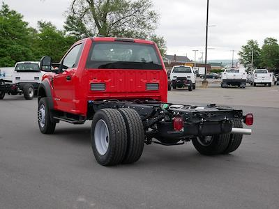 2021 Ford F-600 Regular Cab DRW 4x4, Cab Chassis #10966T - photo 5