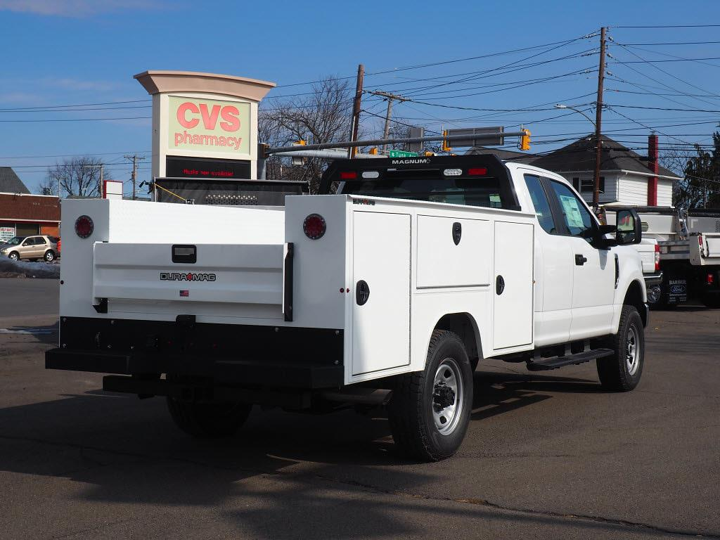 2021 Ford F-350 Super Cab 4x4, Duramag Service Body #10967T - photo 1