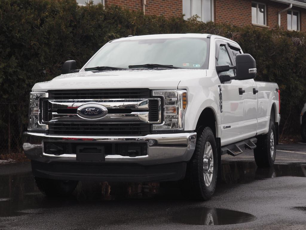 2018 Ford F-250 Crew Cab 4x4, Pickup #10971A - photo 1
