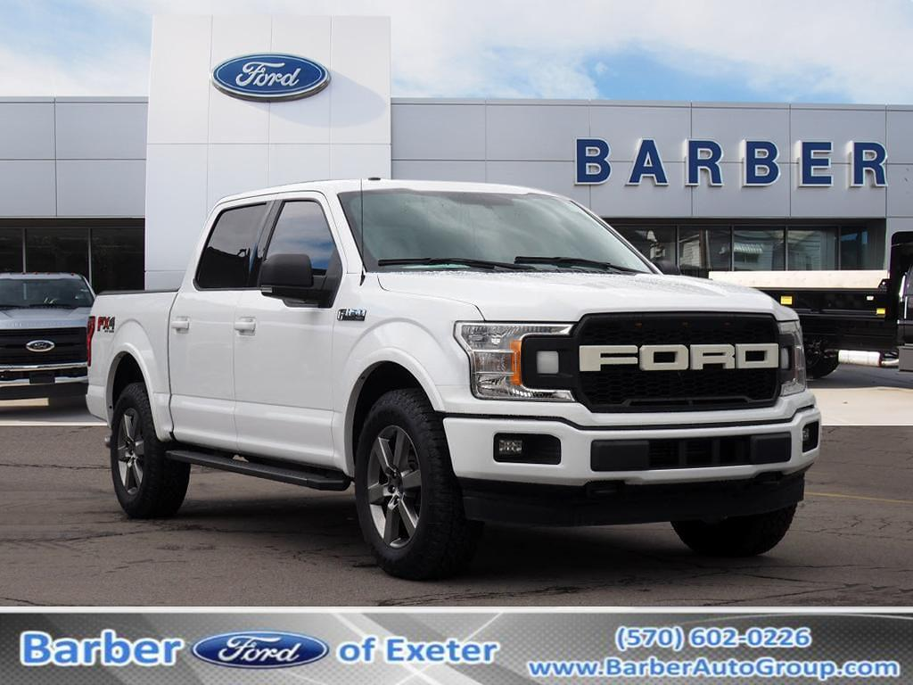 2018 Ford F-150 SuperCrew Cab 4x4, Pickup #10975B - photo 1