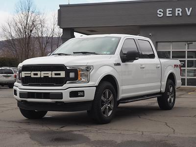 2018 Ford F-150 SuperCrew Cab 4x4, Pickup #10975B - photo 3