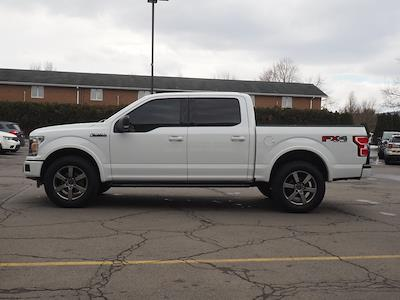 2018 Ford F-150 SuperCrew Cab 4x4, Pickup #10975B - photo 7
