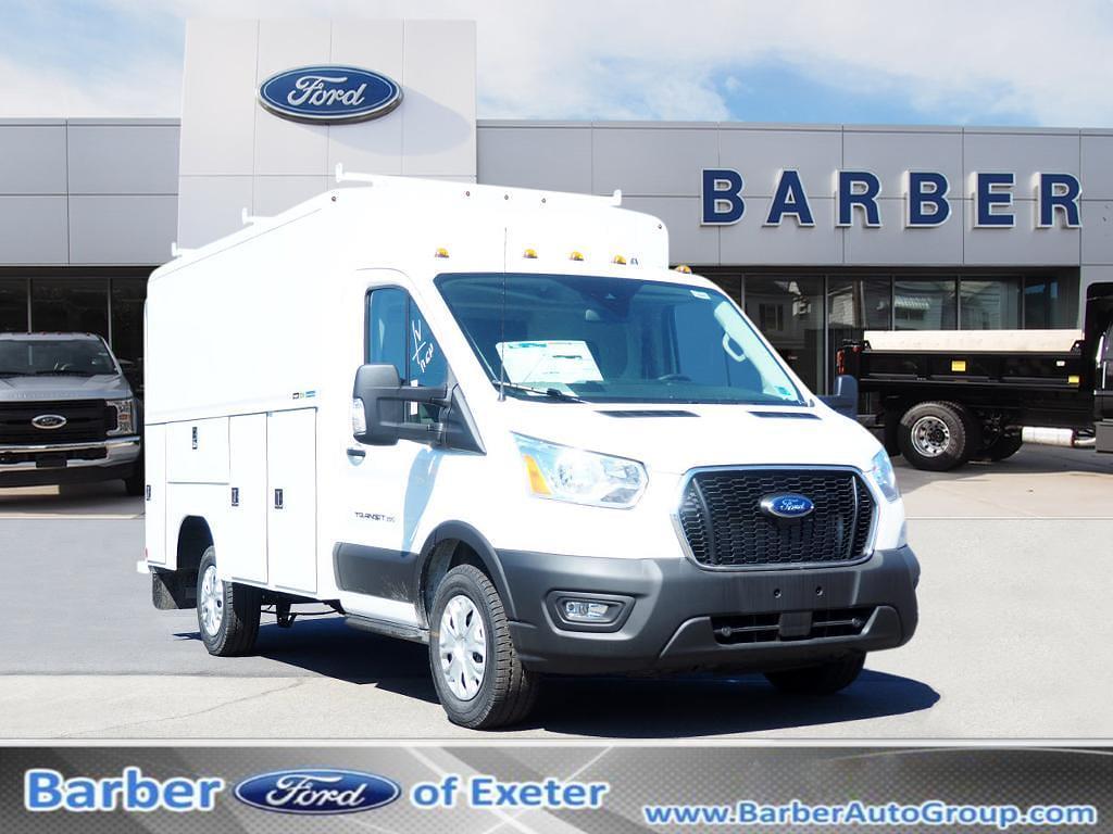 2020 Ford Transit 350 4x2, Reading Service Utility Van #10980T - photo 1