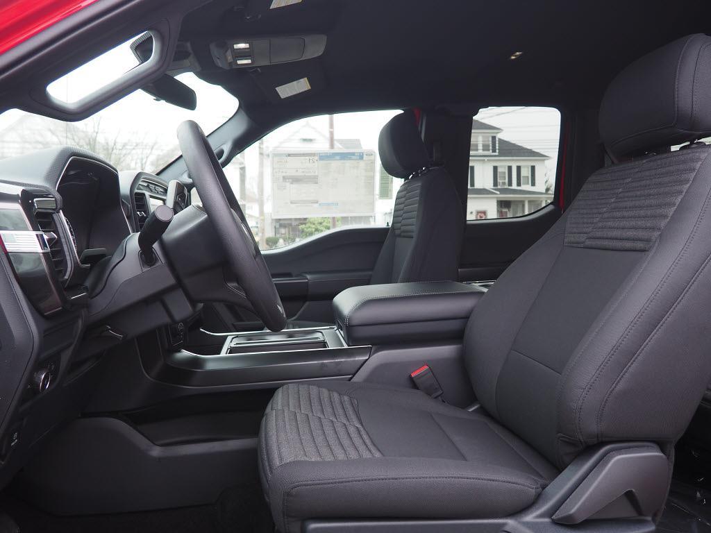 2021 Ford F-150 Super Cab 4x4, Pickup #10986T - photo 12