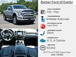 2017 Ford F-250 Crew Cab 4x4, Pickup #10990B - photo 4