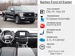 2021 Ford F-150 SuperCrew Cab 4x4, Pickup #11001T - photo 6