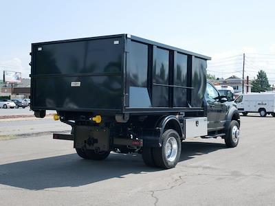 2021 F-600 Regular Cab DRW 4x4,  Switch N Go Drop Box Hooklift Body #11008T - photo 4