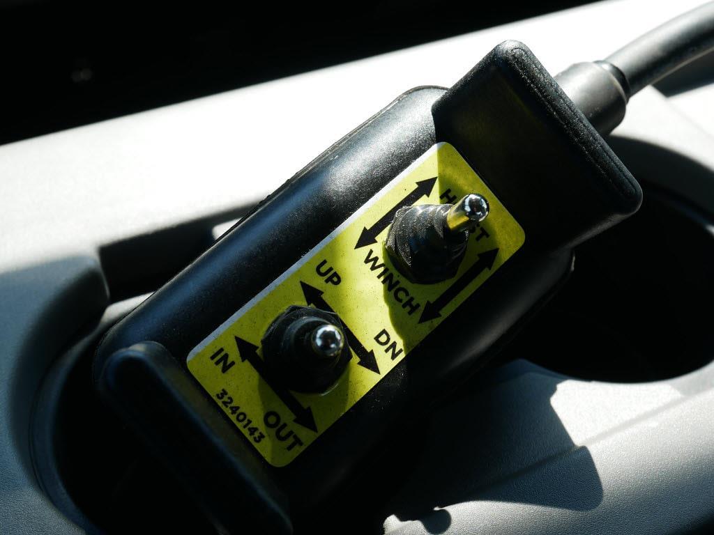 2021 Ford F-550 Crew Cab DRW 4x4, Switch N Go system 11' Original Electric model system 15k ind, winch #11013T - photo 14