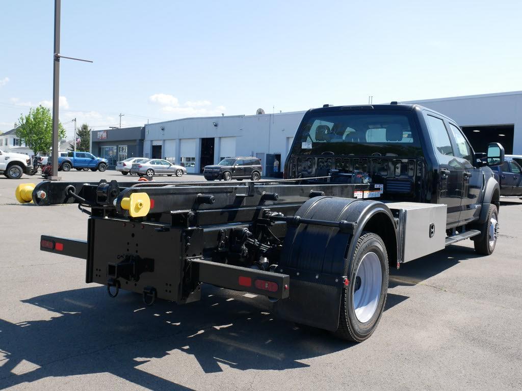 2021 Ford F-550 Crew Cab DRW 4x4, Switch N Go system 11' Original Electric model system 15k ind, winch #11013T - photo 1