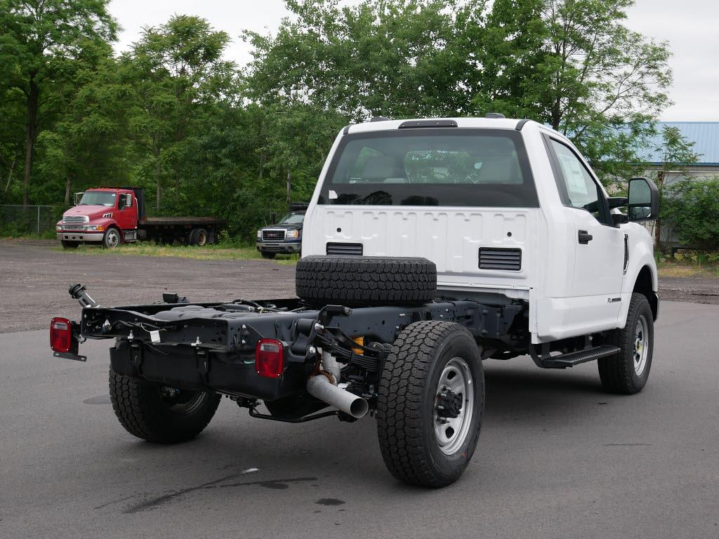 2021 Ford F-350 Regular Cab 4x4, Cab Chassis #11014T - photo 1