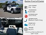 2016 F-550 Super Cab DRW 4x4,  Landscape Dump #11022B - photo 6