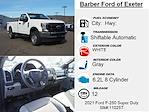 2021 Ford F-250 Regular Cab 4x4, Pickup #11025T - photo 4