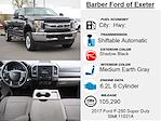 2017 Ford F-250 Crew Cab 4x4, Pickup #11031A - photo 4