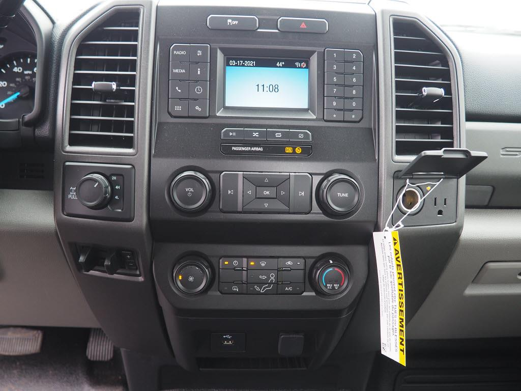 2021 Ford F-350 Regular Cab 4x4, Knapheide Steel Service Body #11039T - photo 10