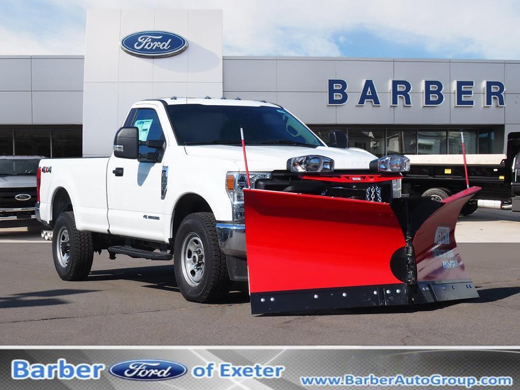 2020 Ford F-350 Regular Cab 4x4, Western Pickup #11051T - photo 1