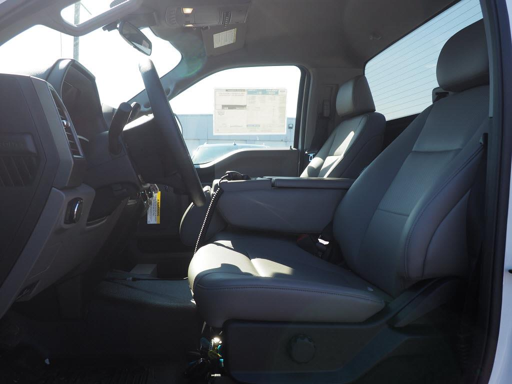 2020 Ford F-350 Regular Cab 4x4, Western Snowplow Pickup #11051T - photo 8