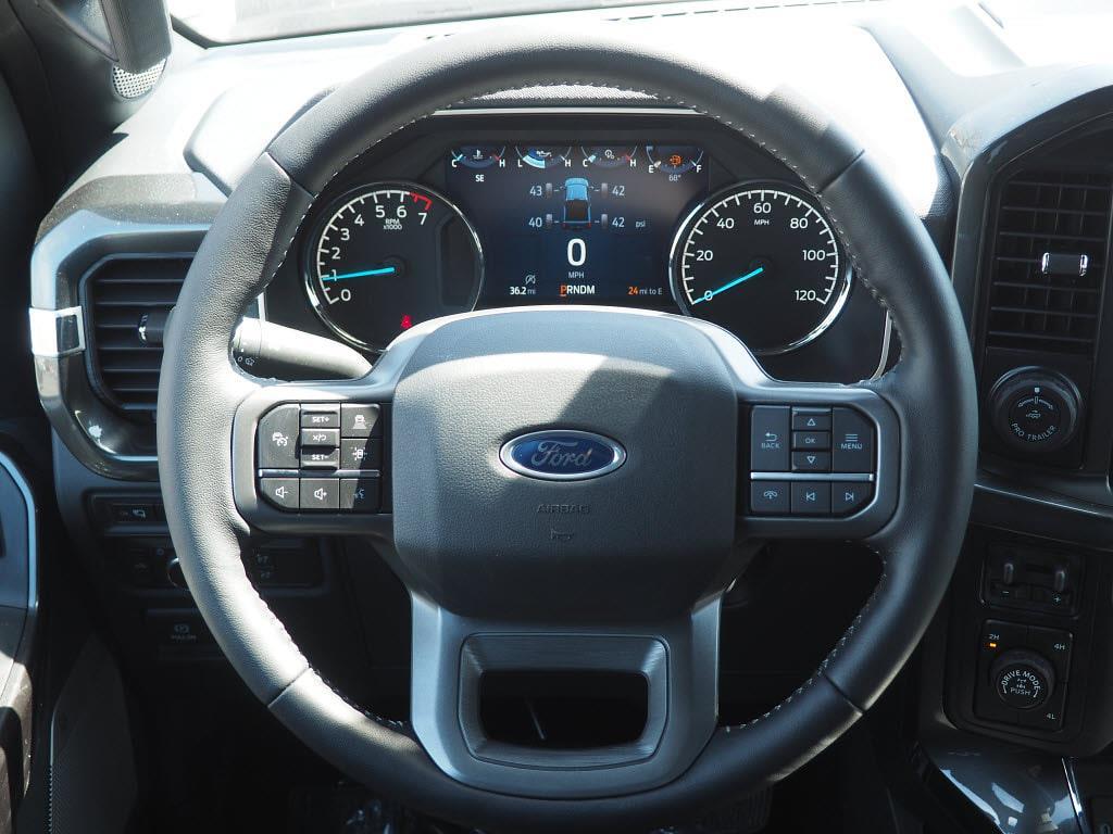 2021 Ford F-150 SuperCrew Cab 4x4, Pickup #11055T - photo 8