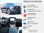 2021 Ford F-150 SuperCrew Cab 4x4, Pickup #11055T - photo 4