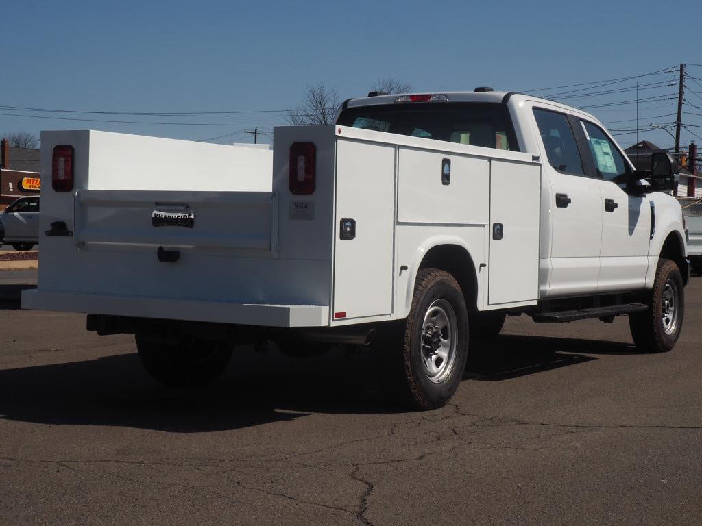 2021 Ford F-350 Crew Cab 4x4, Knapheide Service Body #11066T - photo 1