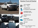 2021 Ford F-350 Crew Cab 4x4, Knapheide Steel Service Body #11066T - photo 4