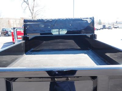 2021 Ford F-550 Regular Cab DRW 4x4, Rugby Eliminator LP Steel Dump Body #11067T - photo 14