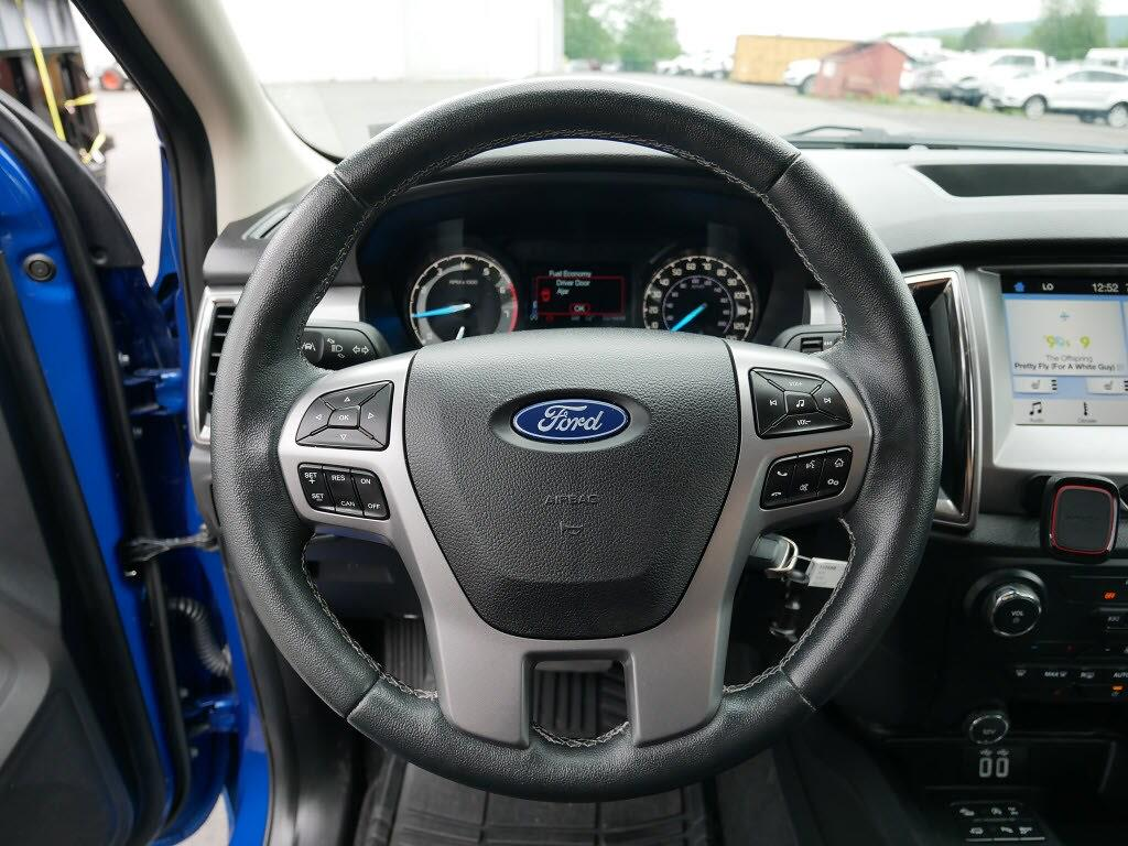 2019 Ford Ranger SuperCrew Cab 4x4, Pickup #11068B - photo 15