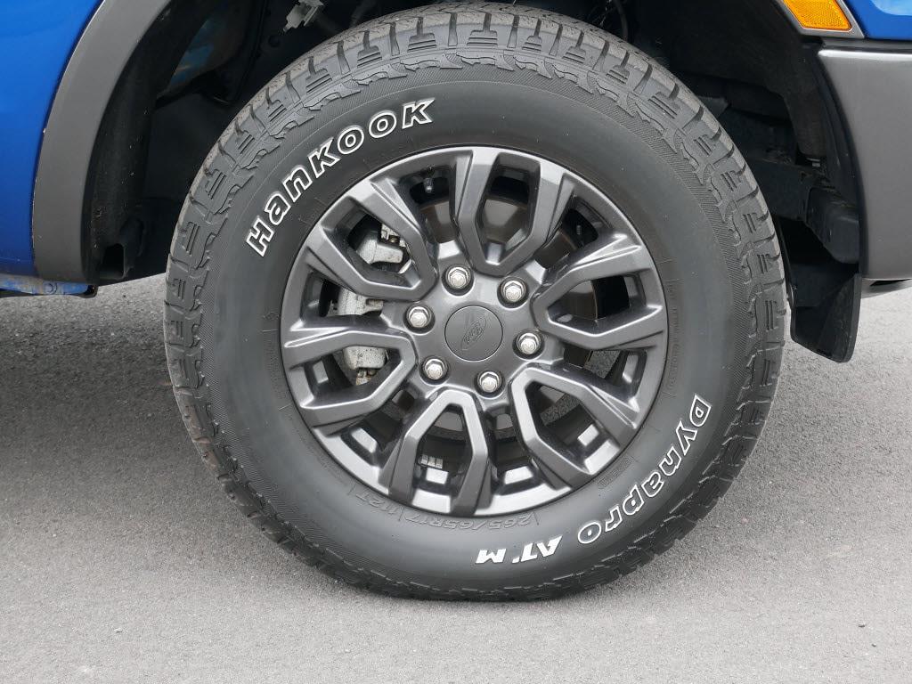 2019 Ford Ranger SuperCrew Cab 4x4, Pickup #11068B - photo 33