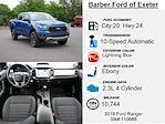 2019 Ford Ranger SuperCrew Cab 4x4, Pickup #11068B - photo 4