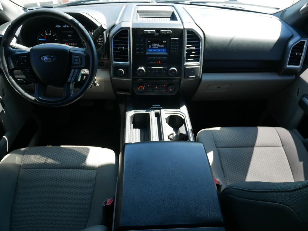 2015 F-150 SuperCrew Cab 4x4,  Pickup #11068C - photo 10