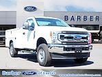 2021 Ford F-350 Regular Cab 4x4, Knapheide Steel Service Body #11071T - photo 1
