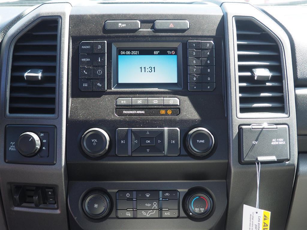 2021 Ford F-350 Super Cab 4x4, Knapheide Steel Service Body #11074T - photo 9