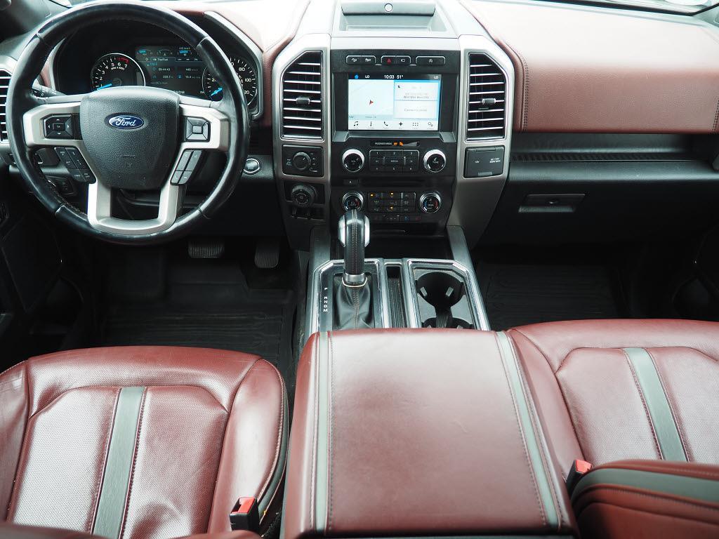 2018 Ford F-150 SuperCrew Cab 4x4, Pickup #11075A - photo 10