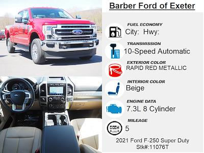 2021 Ford F-250 Crew Cab 4x4, Pickup #11076T - photo 4