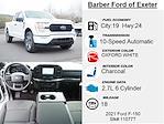2021 Ford F-150 Super Cab 4x4, Pickup #11077T - photo 4