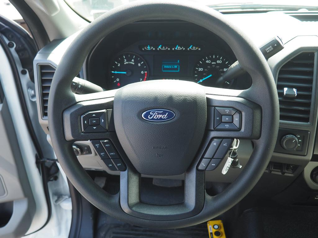 2021 Ford F-350 Regular Cab DRW 4x4, Rugby Eliminator LP Steel Dump Body #11090T - photo 8