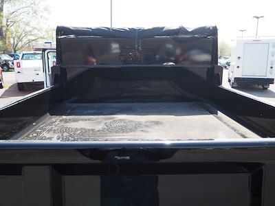 2021 Ford F-350 Regular Cab DRW 4x4, Rugby Eliminator LP Steel Dump Body #11090T - photo 18