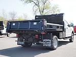 2021 Ford F-350 Regular Cab DRW 4x4, Rugby Eliminator LP Steel Dump Body #11090T - photo 6