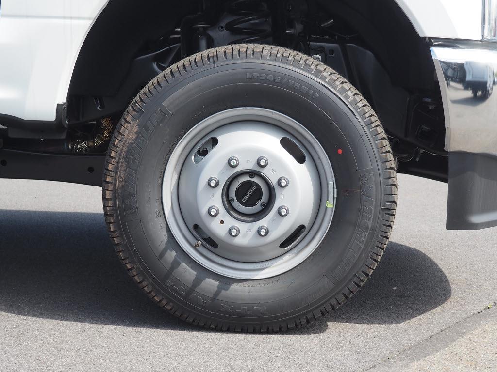 2021 Ford F-350 Regular Cab DRW 4x4, Rugby Eliminator LP Steel Dump Body #11093T - photo 19