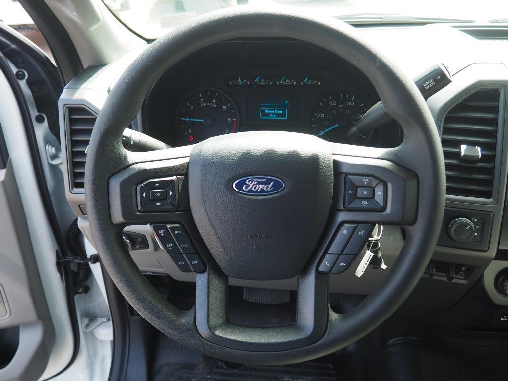 2021 Ford F-350 Regular Cab DRW 4x4, Rugby Eliminator LP Steel Dump Body #11093T - photo 8