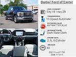 2021 Ford F-150 SuperCrew Cab 4x4, Pickup #11131T - photo 4
